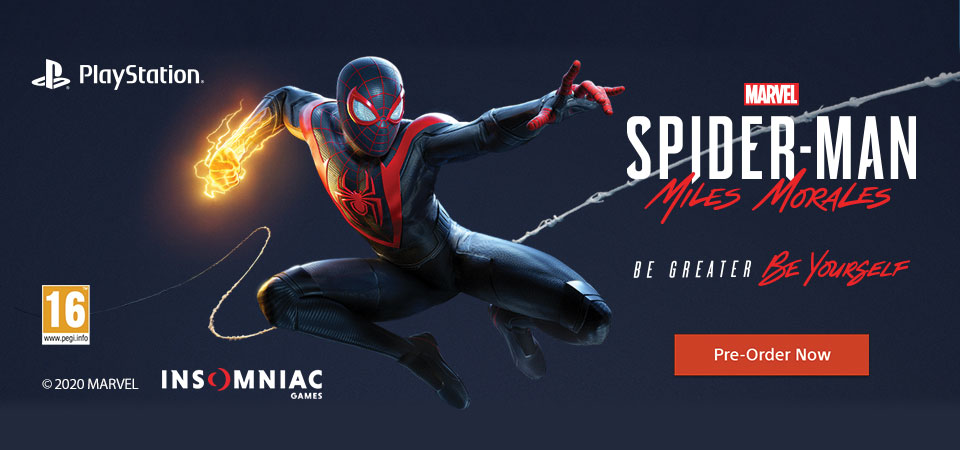Spiderman Miles Morales : Video Game