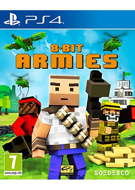 Compare prices for 8-Bit Armies Collectors Edition PS4 Game