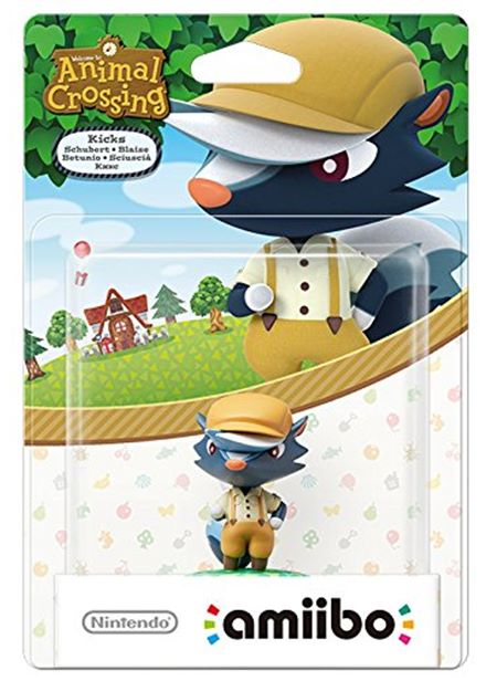 Compare prices for Nintendo Amiibo Character - Animal Crossing - Kicks Wii U / Nintendo 3DS