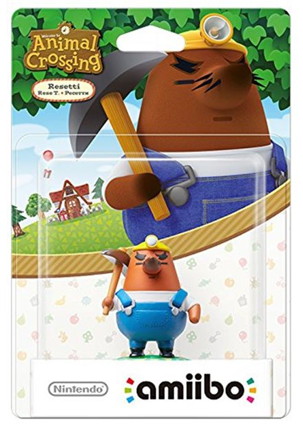 Compare prices for Nintendo Amiibo Character - Animal Crossing - Resetti Wii U / Nintendo 3DS