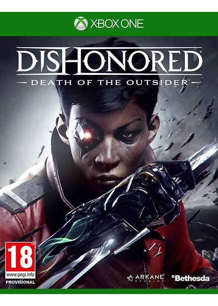 Dishonored 2- Death Of The Outsider