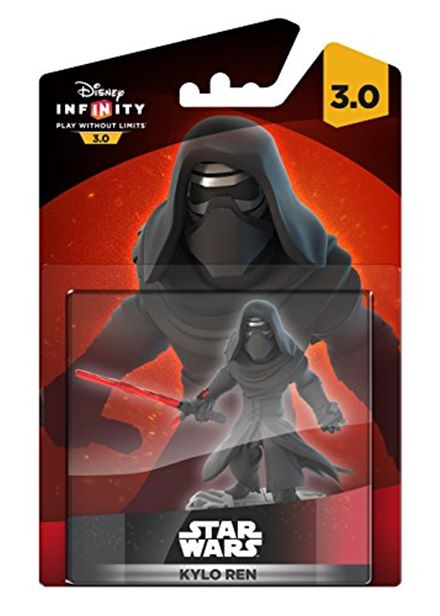 Compare cheap offers & prices of Disney Infinity 3.0 - Kylo Ren Figure manufactured by Disney