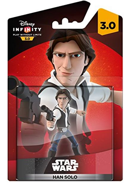 Compare cheap offers & prices of Disney Infinity 3.0 Star Wars Han Solo Figure manufactured by Disney