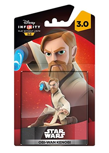 Compare cheap offers & prices of Disney Infinity 3.0 Star Wars Obi-Wan Kenobi Figure PS4/Xbox One/PS3/Xbox 360 manufactured by Disney