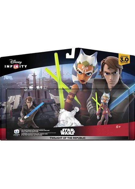 Compare cheap offers & prices of Disney Infinity 3.0 - Twilight of the Republic Play Set Xbox 360/Xbox One/PS3/PS4/Nintendo Wii U manufactured by Disney