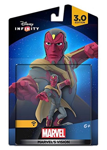 Compare cheap offers & prices of Disney Infinity 3.0 - Vision Figure manufactured by Disney
