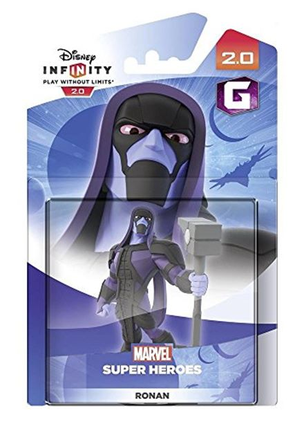 Cheapest price of Disney Infinity 2.0 Character - Ronan Figure Xbox One/PS4/PS3/Nintendo Wii U/Xbox 360 in used is £7.49