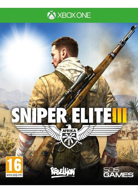 Sniper Elite 3 Micosoft Xbox One