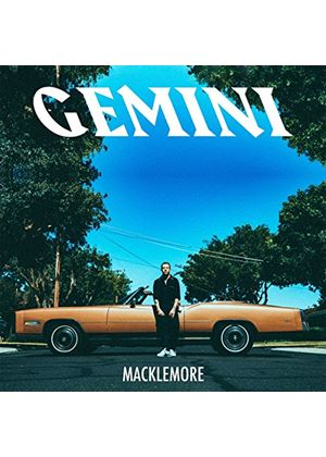 Macklemore Gemini Explicit Version Music Cd