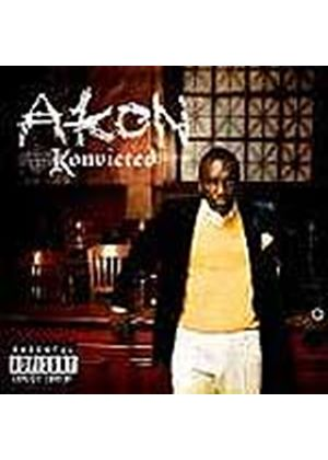 Akon - Konvicted (Music CD)
