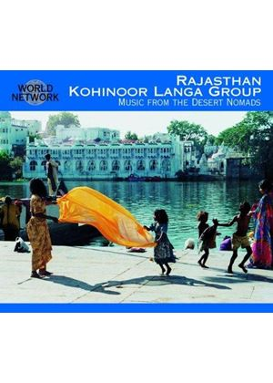 Various Artists - Rajasthan- Desert Nomads-""