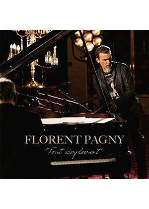 Florent Pagny Tout Simplement Music Cd