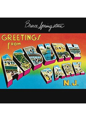 Bruce springsteen greetings from asbury park nj music cd m4hsunfo