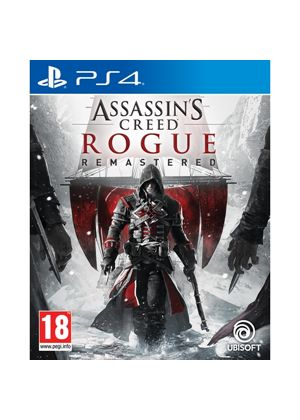 Assassin's Creed Rogue Remastered [PS4]