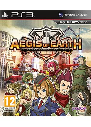 Compare Sony Computer Entertainment new Aegis of Earth Protonovus Assault PS3 Game in UK