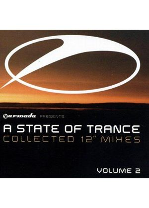 "Various Artists - A State Of Trance - Collected 12"" Vol. 2 (Music CD)"