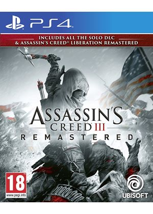 Assassin S Creed Iii Remastered Ps4