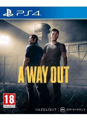 A way out ps4 xo f r 25 92 pre order for Couch koop ps4