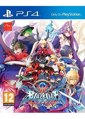 BlazBlue Central Fiction (PS4)