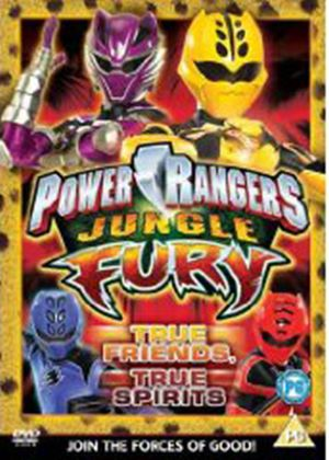 Power rangers jungle fury vol3 true friends true spirits voltagebd Choice Image