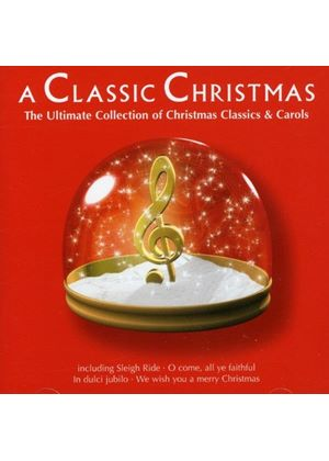 various artists a classic christmas music cd - Classic Christmas Music