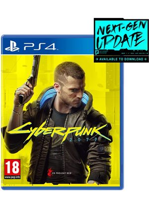 Cyberpunk 2077 (PS4) £25.85 @ Base