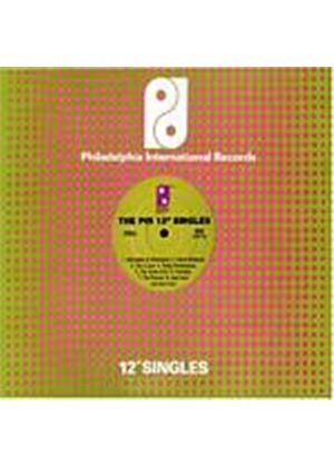 "Various Artists - Philadephia International Records 12"" Single Collection (Music CD)"