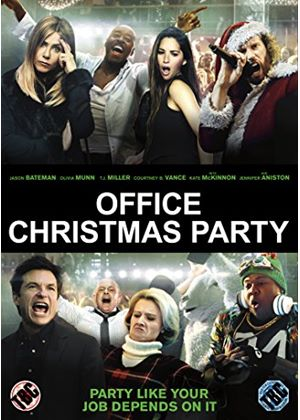 office christmas party dvd 2016