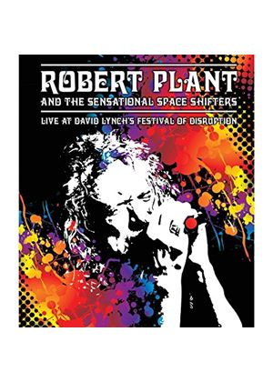 Robert Plant And The Sensational Space Shifters Live At