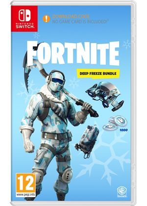 release date 16 november 2018 certificate suitable for 12 years and over - fortnite wii switch