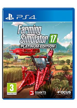 Compare retail prices of Farming Simulator 17 Platinum Edition PS4 Game to get the best deal online