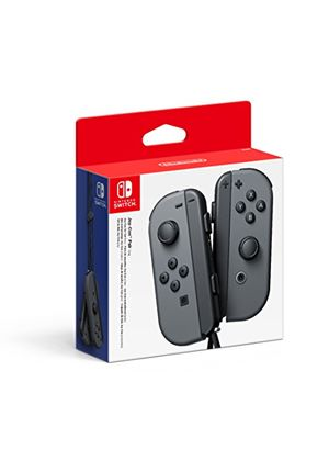 Cheapest price of Joy-Con Twin Pack Grey Nintendo Switch in new is £59.99