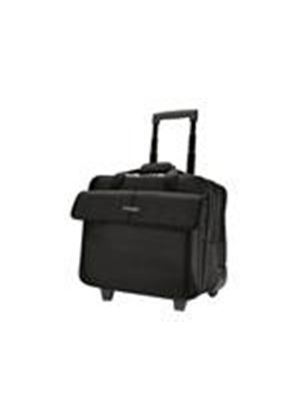 "Kensington 15.4"" SP100 15.4 Classic Roller Notebook carrying case black"