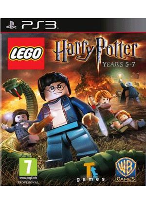 LEGO harry potter years 5 7 (PS3