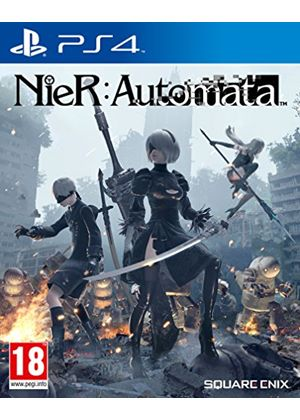 Nier Automata - Standard Edition (PS4)