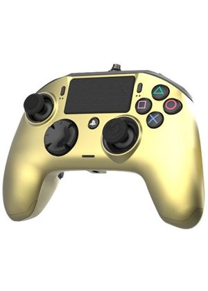 Sony Playstation 4 Nacon Revolution Pro Controller Gold Ps4