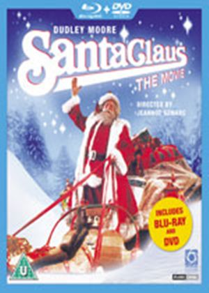 santa claus the movie dvd and bluray