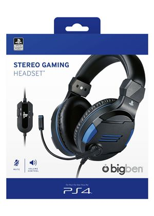 SONY OFFICIAL HEADSET V3 (PS4)