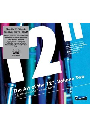 "Various Artists - Art of the 12"", Vol. 2 (Music CD)"
