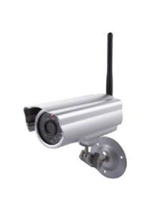 "Storage Options IP Outdoor Camera 1/4"" Colour CMOS Sensor 0.5Lux Glass Lens"