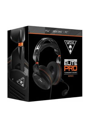 Turtle Beach Elite Pro Tournament Gaming Headset - (PS4, PS4 Pro, Xbox One,  Xbox One S and PC)