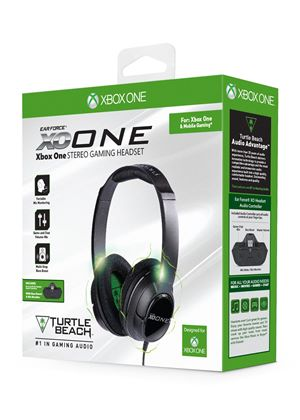 Turtle Beach XO One Amplified Stereo Gaming Headset - Xbox One