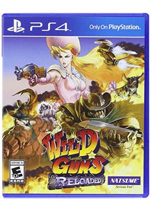 Compare Sony Computer Entertainment new Wild Guns Reloaded PS4 Game in UK