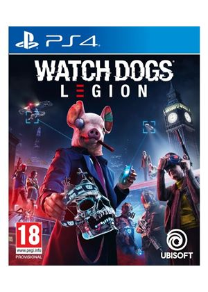 Ps4 Games Release Dates 2020.Watch Dogs Legion Ps4