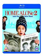 Home Alone 2 Lost in New York Bluray 1992 (Bluray)