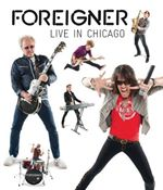 Foreigner  Live in Chicago (Blu Ray)