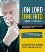 Jon Lord  Jon Lord (Concerto for Group and Orchestra Blu Ray) (Music CD)
