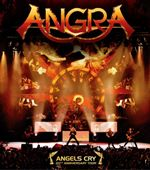 "Angra ""Angels Cry - 20th Anniversary Tour"" (Blu-Ray) 0209122ERE"