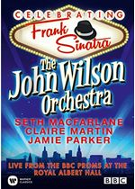 The john wilson orchestra celebrating frank sinatra live from the bbc proms at the royal albert hall dvd 2015