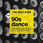 Various Artists  The Best Ever 90s Dance (Music CD)
